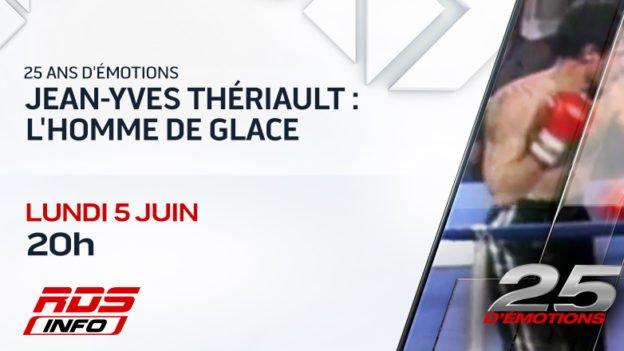 Jean-Yves Thériault : l'homme de glace