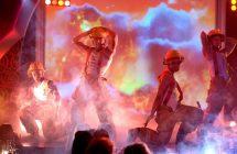 CHEVAL-SERPENT nous entraîne dans le monde des bars de danseurs