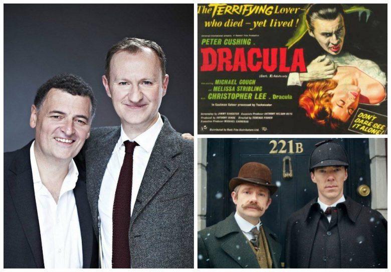 Dracula: Steven Moffat