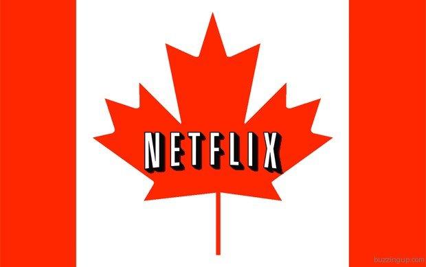 NETFLIX CANADA - la liste complète pour le mois de juin