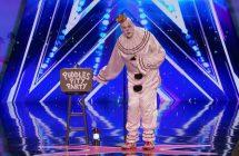 America's Got Talent: Puddles Pity Party: le clown triste conquit le publique