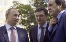 The Putin Interviews: une discussion entre Oliver Stone et Vladimir Poutine