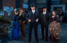 Ripper Street: une cinquième et dernière saison