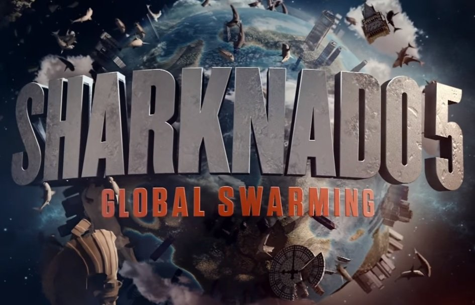 Sharknado 5: Global Swarming: un teaser qui détruit tout sur son passage