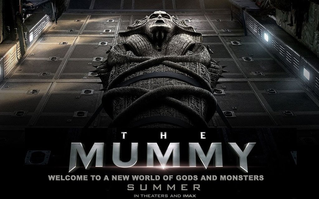 The Mummy - Critique du film avec Tom Cruise