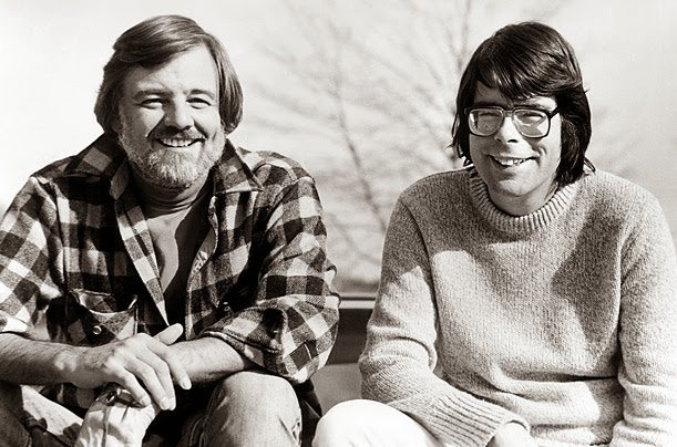 George A. Romero et Stephen King