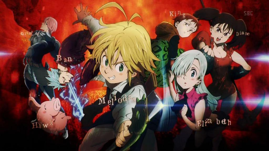 Nanatsu no Taizai - Revival of the Commandments