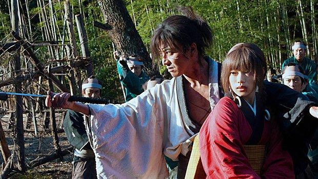 Blade of the Immortal - Critique du 100e Takashi Miike