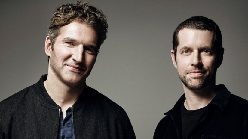 Confederate: David Benioff et DB Weiss