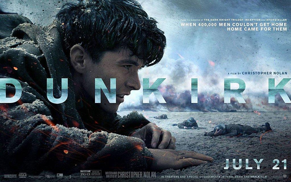 Dunkirk - Critique du film de Christopher Nolan