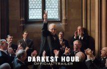 Les Heures sombres (Darkest Hour): une première bande-annonce officielle