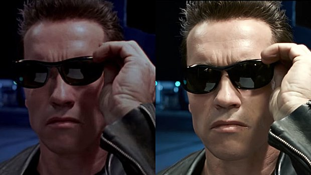 Terminator 2: Judgment Day en 3D - Critique de la ressortie du film de James Cameron