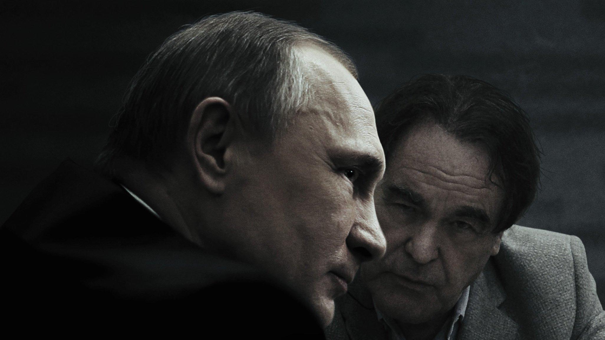 The Putin Interviews: Conversations avec Monsieur Poutine (vidéo)