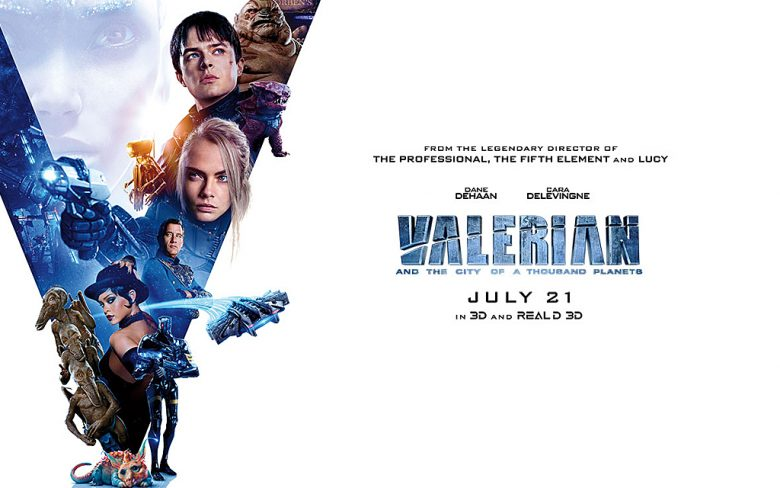 Valérian - Critique du film de Luc Besson