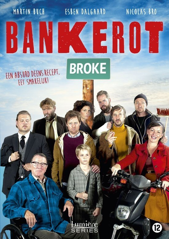 Bankerot episode 8 VF
