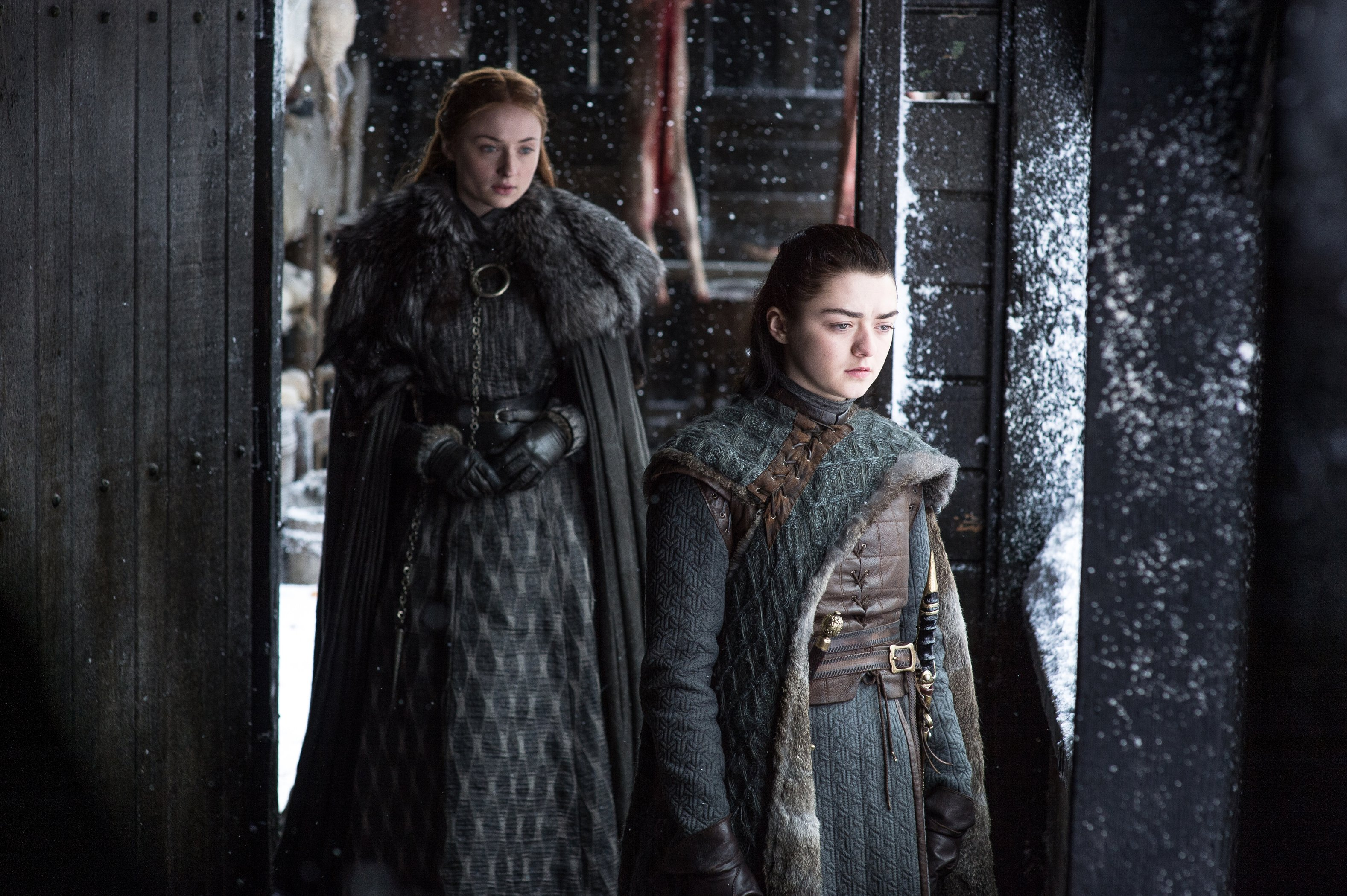 Game of Thrones 7x06 - Beyond the Wall