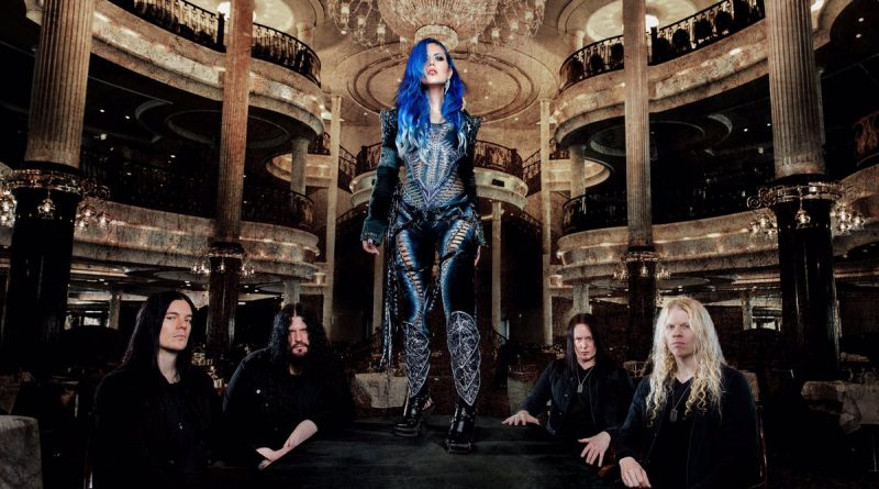 ARCH ENEMY dévoile un clip pour The Eagle Flies Alone