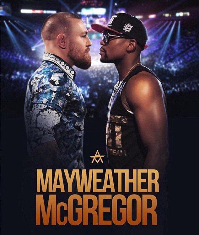 Mayweather-McGregor