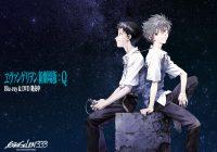 Neon Genesis Evangelion: un teaser pour le film Evangelion: 3.0+1.0