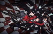 Kakegurui: Netflix va offrir l'anime japonais Gambling School