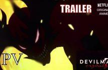 Devilman Crybaby: une première bande-annonce pour l'animé Netflix