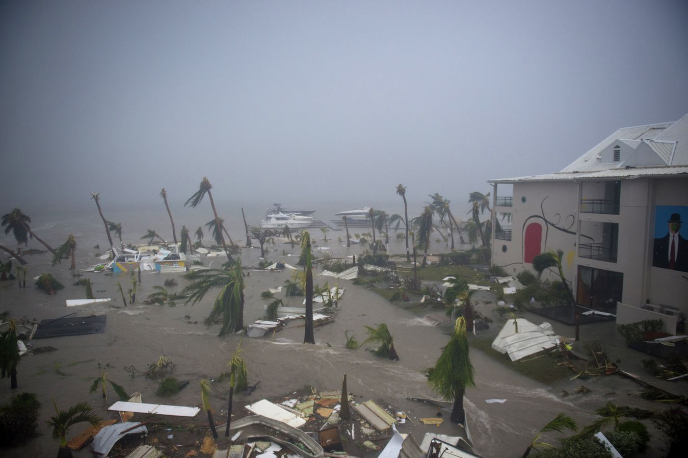 Harvey et Irma: ces ouragans qui provoquent des délires médiatiques