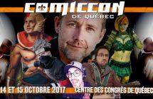 Le Comiccon de Québec confirme la venue de Billy Boyd