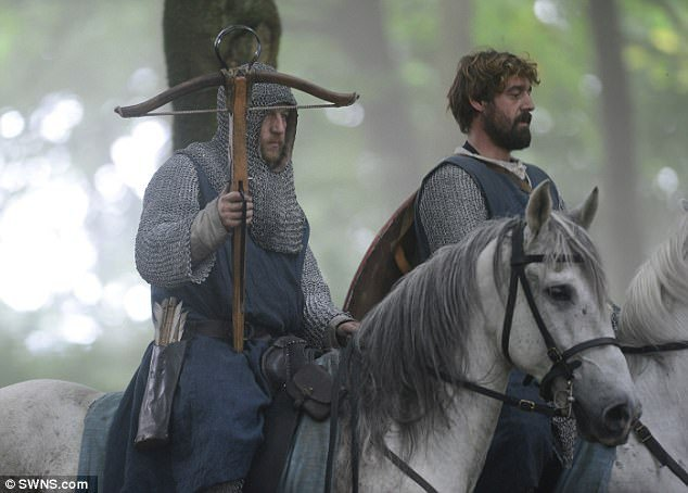 Outlaw King: Netflix