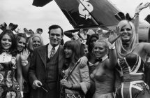 Hugh Hefner: le fondateur de Playboy est mort