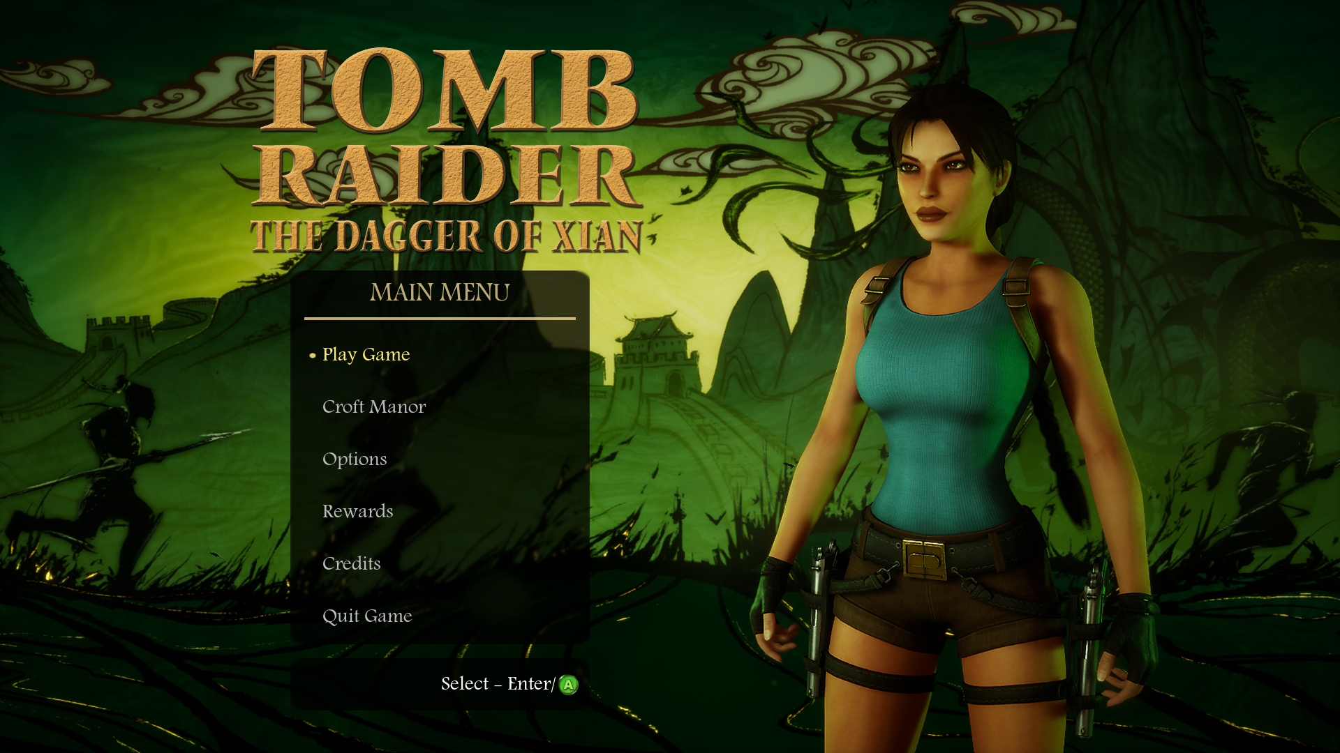 Tomb Raider II: The Dagger of Xian