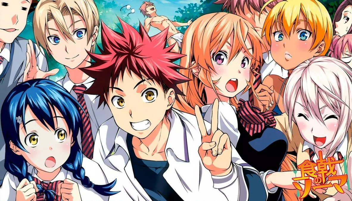 Food Wars! saison 3