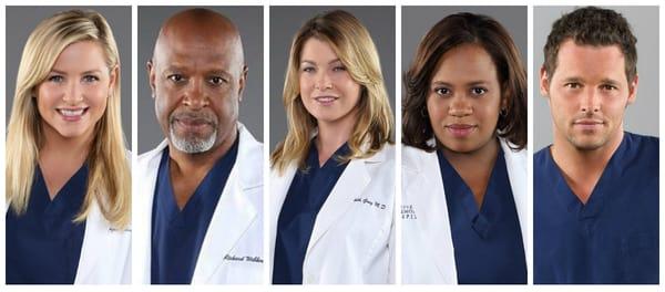 Grey's Anatomy saison 14