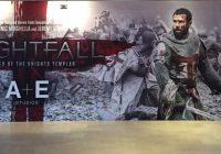 Knightfall: HISTORY dévoile la date de lancement