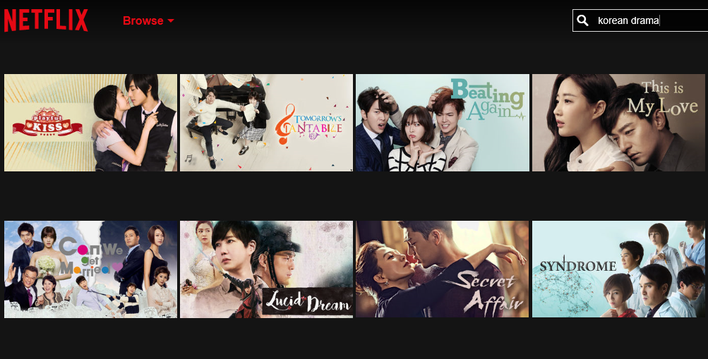 Image Result For Korean Dramas On Netflix Best Netflix Korean Drama Series