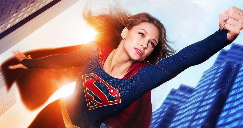 Supergirl saison 3: nouvelle affiche, trailer et synopsis de Girl of Steel
