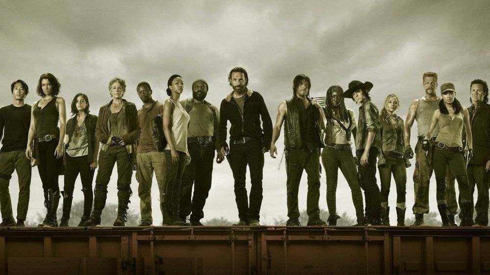 The Walking Dead netflix