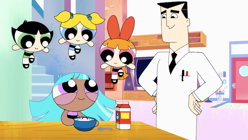 The Powerpuff Girls: The Power of Four