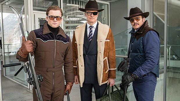 Kingsman: The Golden Circle - Critique du film de Matthew Vaughn
