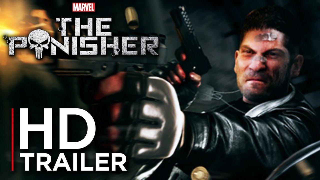 Marvel's The Punisher: Netflix dévoile une nouvelle bande-annonce