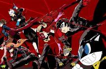 Persona 5: le jeu vidéo adapté en anime