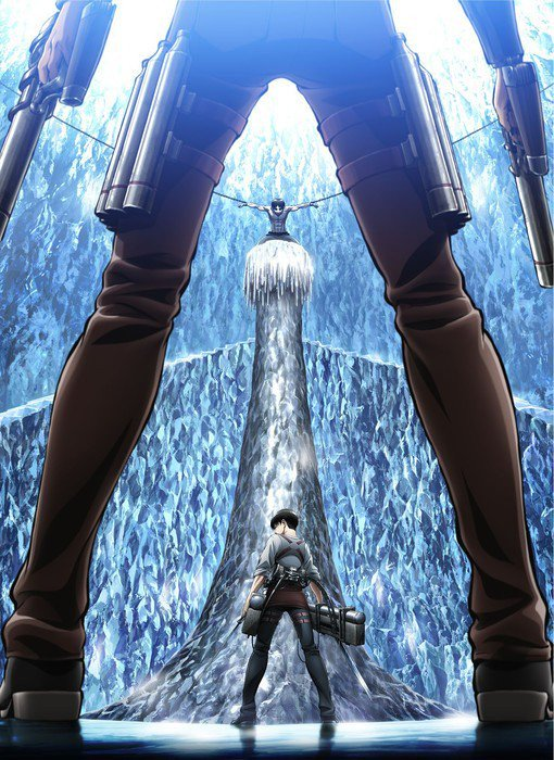 Attack on Titan saison 3