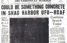 L'incident de l'OVNI de Shag Harbour fête ses 50 ans