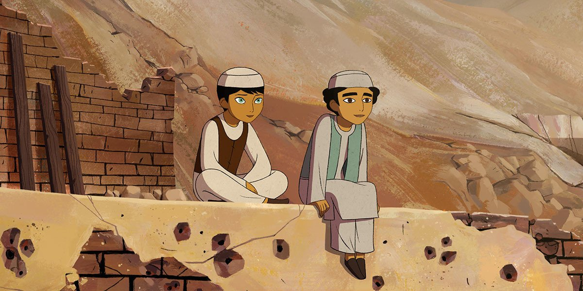 The Breadwinner: un film animé produit par Angelina Jolie