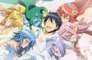 Monster Musume: Le manga original de Okayado annoncé chez Ototo