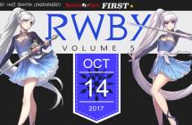 RWBY: Volume 5 : une nouvelle bande-annonce