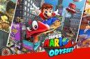 Super Mario Odyssey : Sept minutes en vidéo au Royaume Cascade