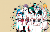 Tokyo Ghoul:re : la suite directe de Tokyo Ghoul adapté en animé