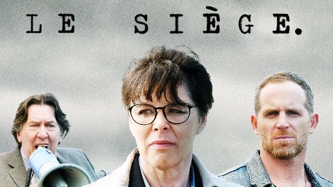 LE SIÈGE: une nouvelle série prochainement l'affiche à ARTV