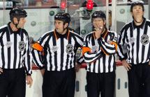ARBITRES : Canal D présente l'un des rôles les plus ingrats au hockey