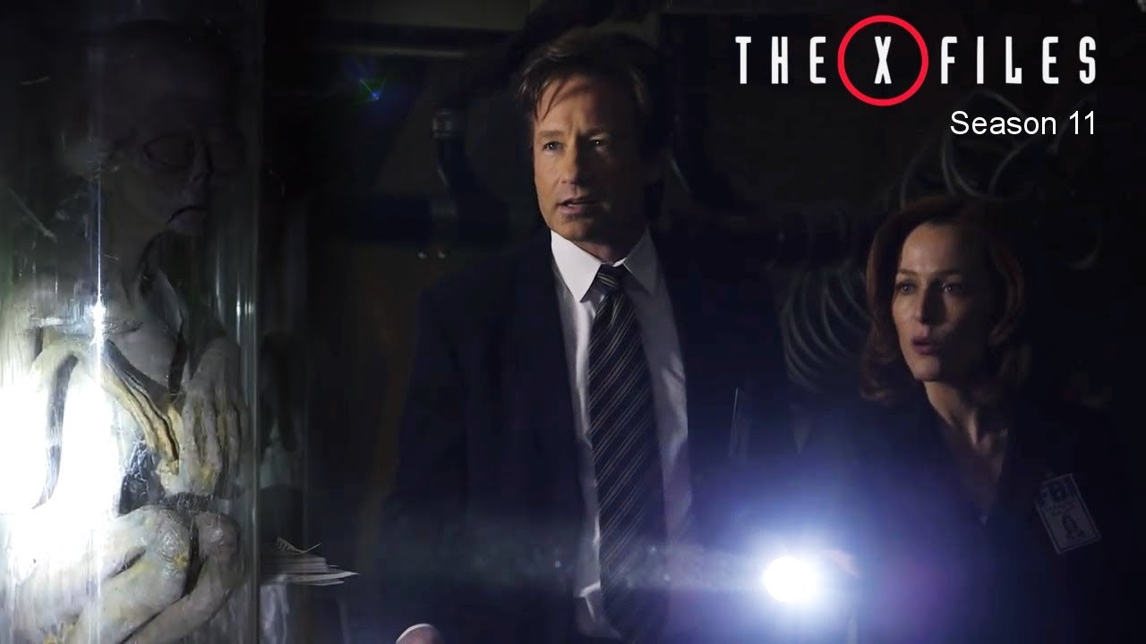 The X-Files saison 11
